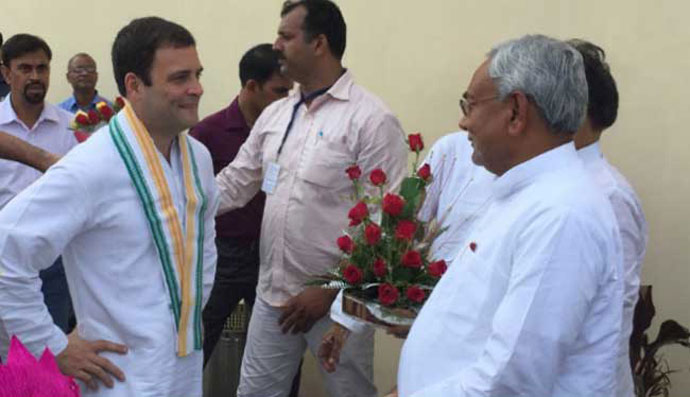 If Rahul Gandhi is the leader the opposition is counting on, Modi has nothing to fear